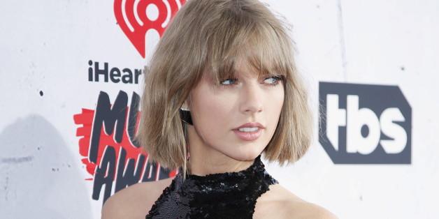 Sängerin Taylor Swift feierte mit einer großen Strandparty den Unabhängigkeitstag