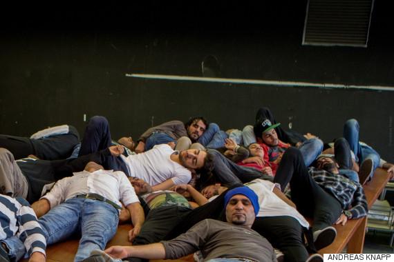 refugiados tabla