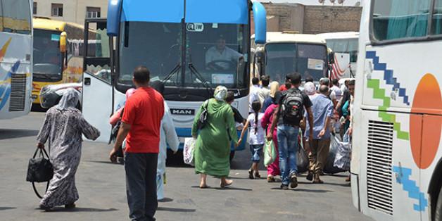 Hausse des prix des transports durant l'Aïd: Les recours possibles