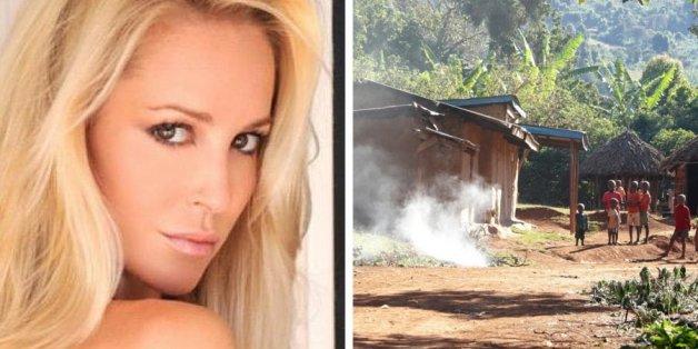 Eine 18-Jährige wollte in Afrika Menschen helfen, jetzt empört sich das ganze Netz über sie