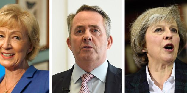 Theresa May gewinnt ersten Wahlgang um Tory-Parteivorsitz