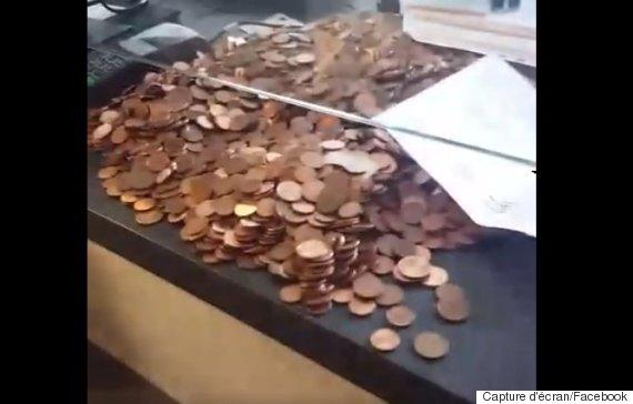 argent comptoir