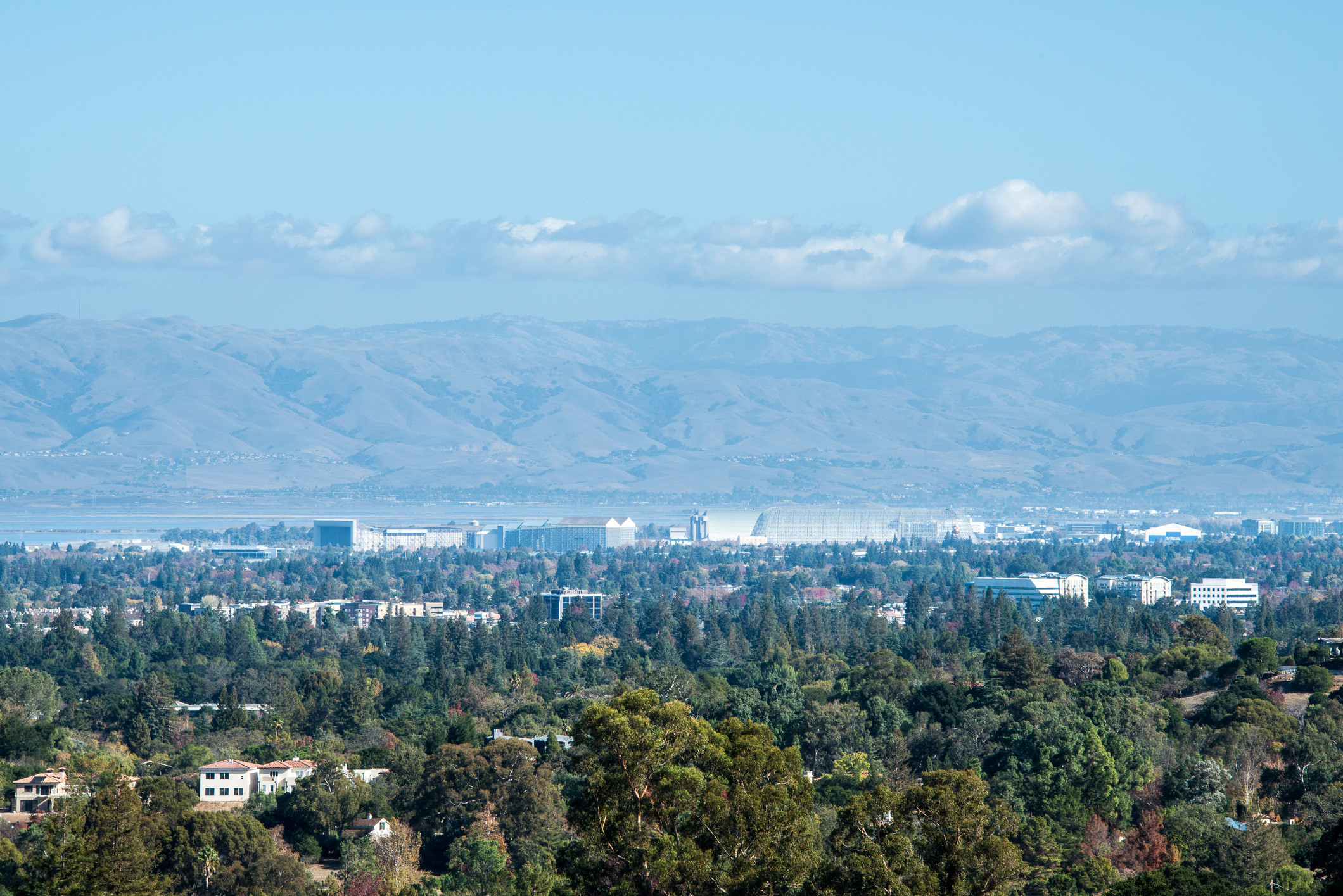 mountain view google california