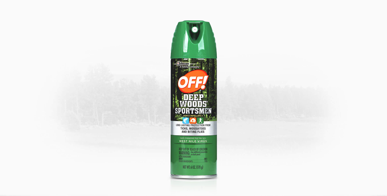 off insent repellent