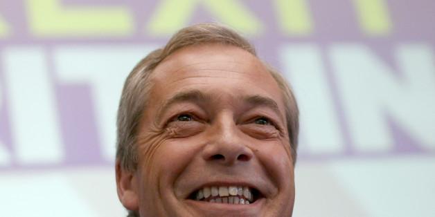 Farage setzte den Brexit durch - und bekommt dafür eine satte Lohnerhöhung