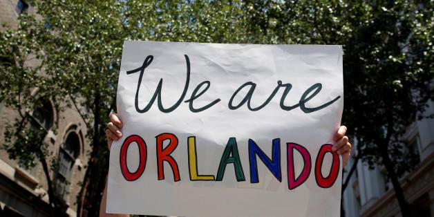 Stars singen nun einen Song für die Orlando-Opfers