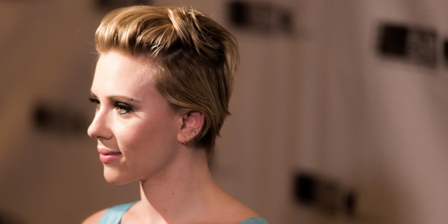 CHICAGO, IL - JUNE 30:  Scarlett Johansson attends as Gene Siskel Film Center honors her with 2016 Renaissance Award at Ritz-Carlton Hotel on June 30, 2016 in Chicago, Illinois.  (Photo by Daniel Boczarski/Getty Images)
