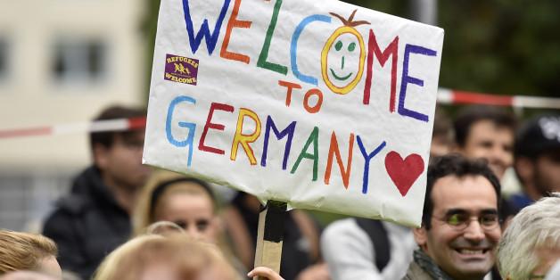 Studie zeigt: Deutsche sehen Willkommenskultur zunehmend skeptisch