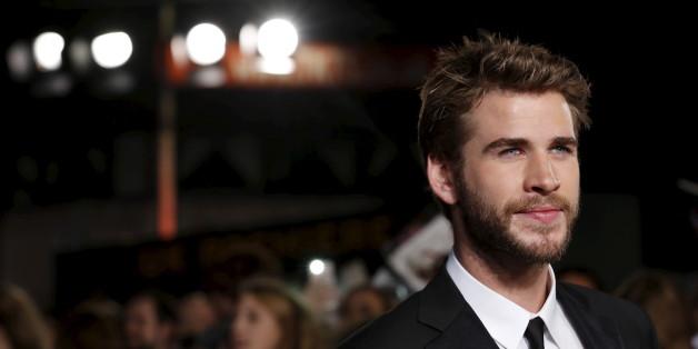 Liam Hemsworth ist Vegitarier
