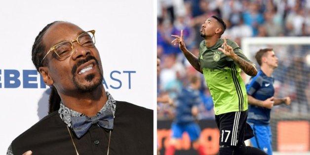 Zum EM-Halbfinale: Snoop Dogg feiert Jérôme Boateng als Nachbarn