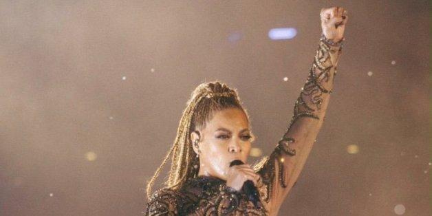 Beyoncé à la cérémonie des Grammy Awards 2016