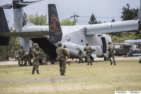 japan us army