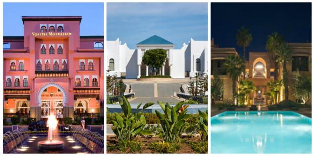 Trois hôtels marocains nommés au Prix Villégiature Awards 2016