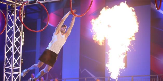 """Ninja Warrior Germany"" feiert am Samstag auf RTL-Premiere"