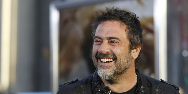 "Jeffrey Dean Morgan spielt in ""The Walking Dead"" Negan"