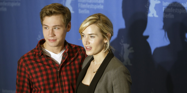 """Kate Winslet und David Kross spielten gemeinsam in """"Der Vorleser"""""""