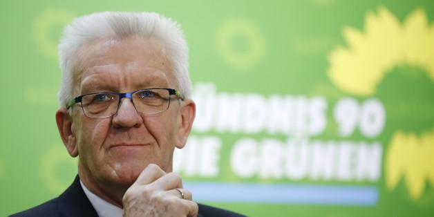 """Kretschmann attackiert AfD: """"Schlimmer als die Republikaner"""""""