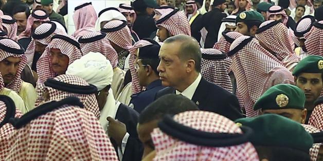 Erdogans Nahost-Plan: Wie die Türkei mit neuen Allianzen eine ganze Region verändert
