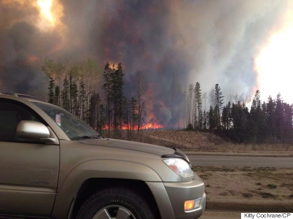 fort mcmurray wildifre