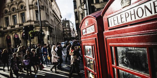 Touristen in London profitieren vom Fall des britischen Pfund