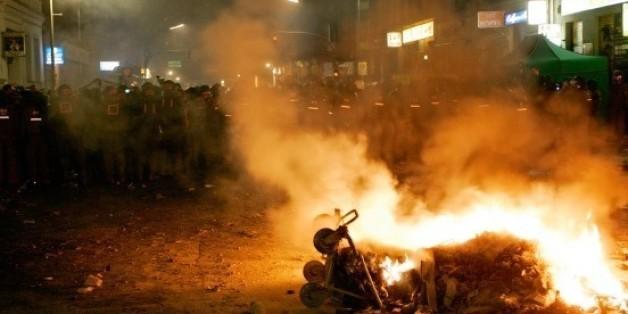 Diese geheimnisvolle Bewegung befeuert den Judenhass unter deutschen Linken