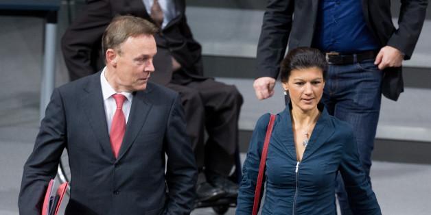 Thomas Oppermann stellt Bedingungen für eine Rot-Rot-Grüne Koalition