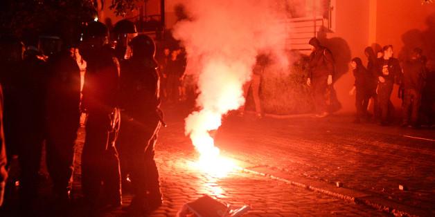 Am Samstagabend ist eine Demo von Linksautonomen in Berlin eskaliert.