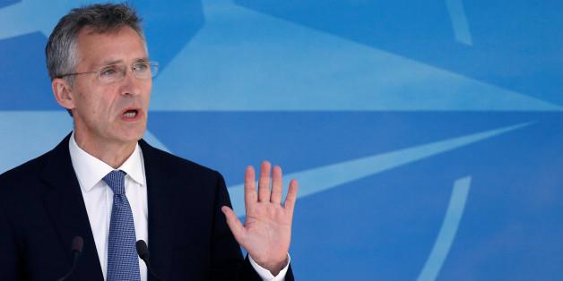 Le secrétaire général de l'Otan, Jens Stoltenberg