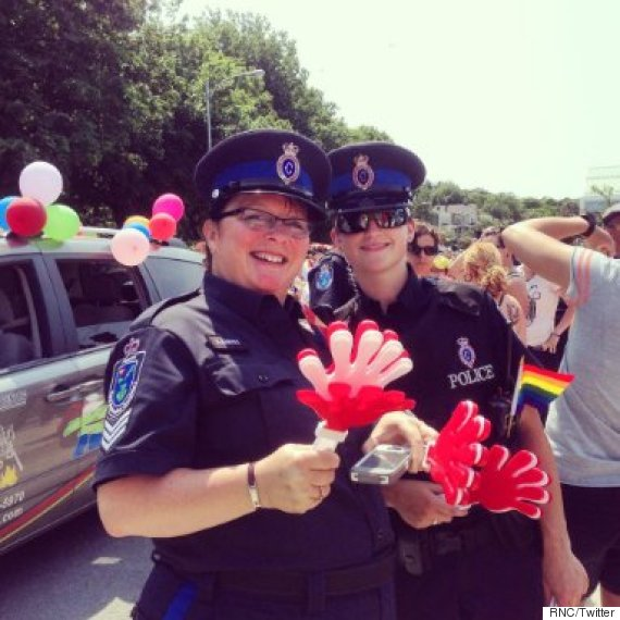 royal newfoundland constabulary st johns pride