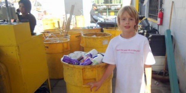 Mit dieser genialen Geschäftsidee konnte ein 10-Jähriger 30.0000 obdachlosen Kindern helfen
