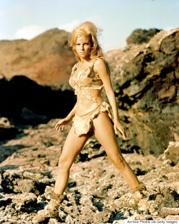 raquel welch one million years