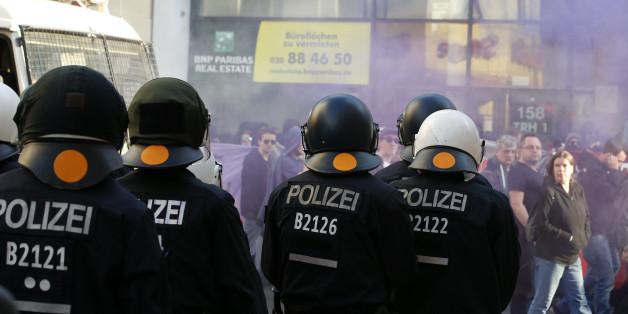 """Polizist über linke Krawalle in Berlin: """"Wir wollen keinen Krieg, den wir nicht gewinnen können"""""""