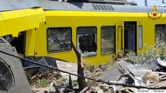 italy train