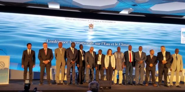 Une conférence pour la sécurité hydrique et la justice climatique