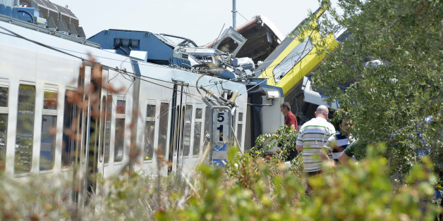 Une erreur d'aiguillage pourrait être à l'origine de l'accident de trains qui a fait 27 morts, en Italie