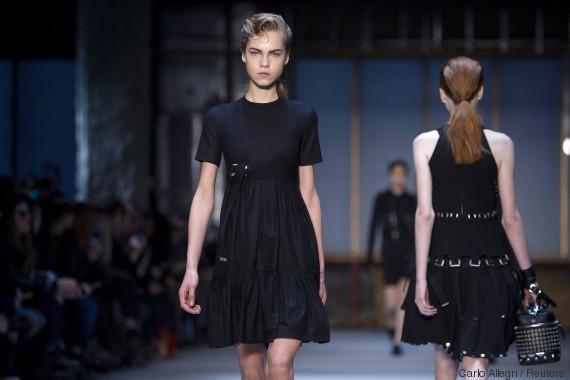 fashion week black