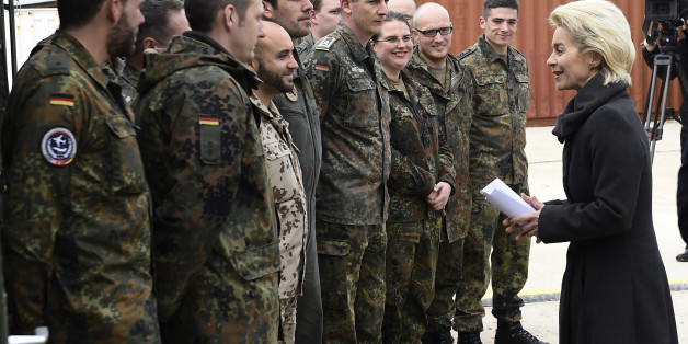 Aktivere Rolle für die Bundeswehr: Die 10 wichtigsten Punkte der neuen deutschen Sicherheitspolitik