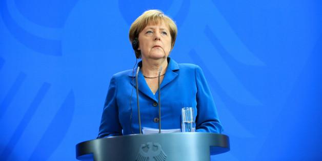 Im Visier der Verschwörungstheoretiker: Reichsbürger bedrohen Merkel