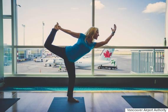 yvr yoga airport