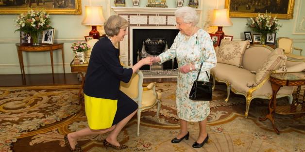 Theresa May ist von Königin Elizabeth II. zur neuen britischen Premierministerin ernannt worden.