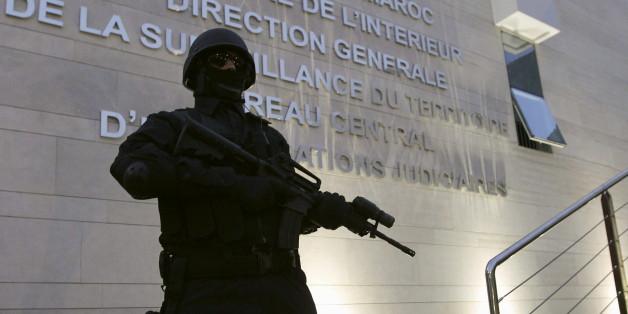 Une cellule terroriste démantelée au Maroc