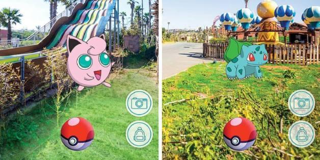 Le parc Sindibad vous invite à attraper ses Pokémons