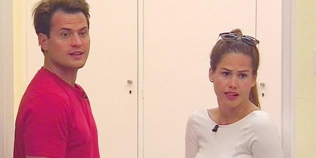 Rocco Stark und Angelina Heger fühlen sich von den restlichen 'Sommerhaus'-Bewohnern missverstanden.