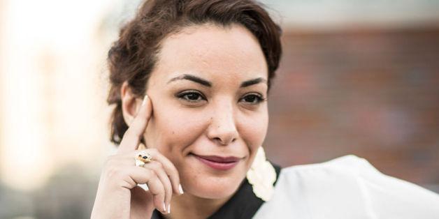 En vacances, Loubna Abidar veut profiter du soleil du Maroc