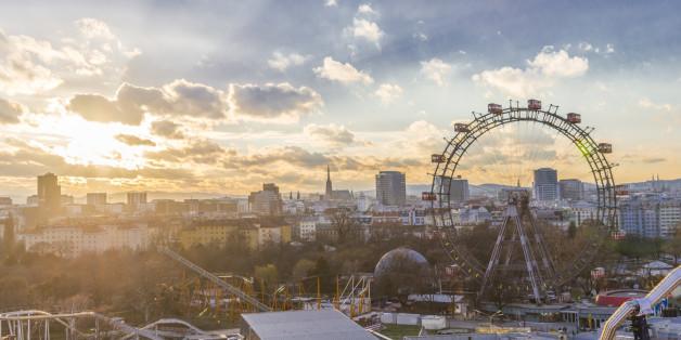 Das Riesenrad gehört auch dazu. Zu Wien. Und zu den Dingen, die man an der Stadt vermisst.
