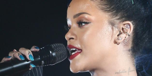 Rihanna-Konzert wegen Anschlag in Nizza abgesagt