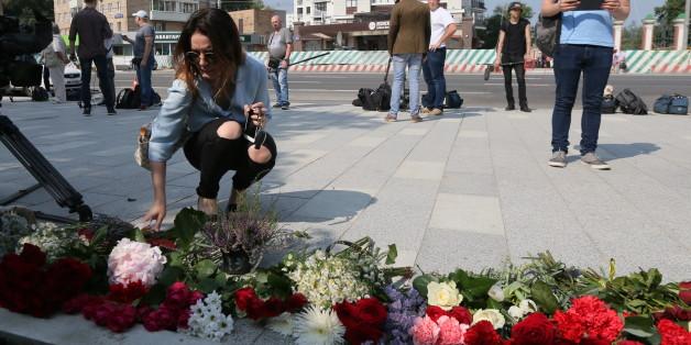 """""""Unfassbarer Schmerz"""": So reagiert die Welt auf den Anschlag von Nizza"""