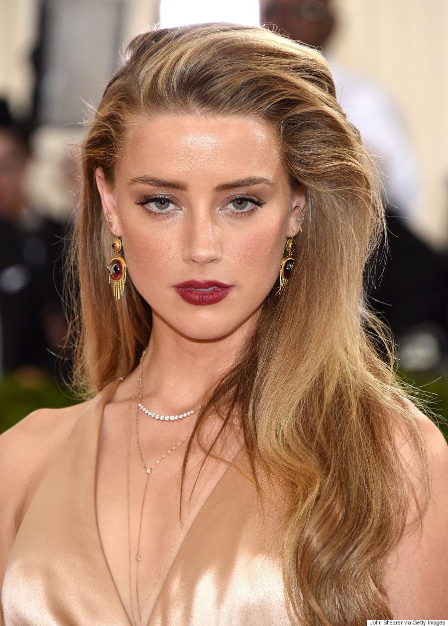 Amber Heard Is The Most 'Scientifically Beautiful' Woman ...