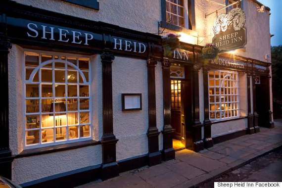 sheep heid inn