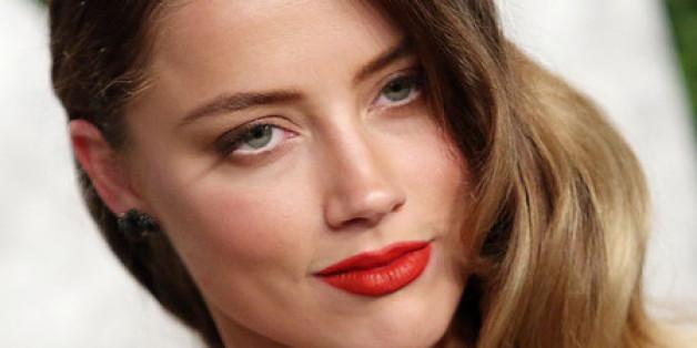 Amber Heard hat das schönste Gesicht der Welt